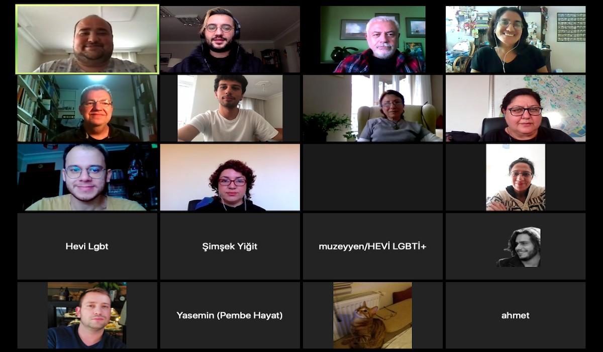 17 Mayıs, yedi LGBTİ+ derneğine iletişim eğitimi düzenledi
