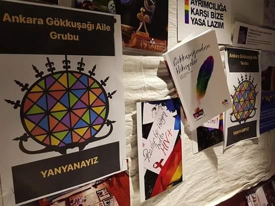 Ankara Gökkuşağı Aile Grubu toplantıları dijital ortamda